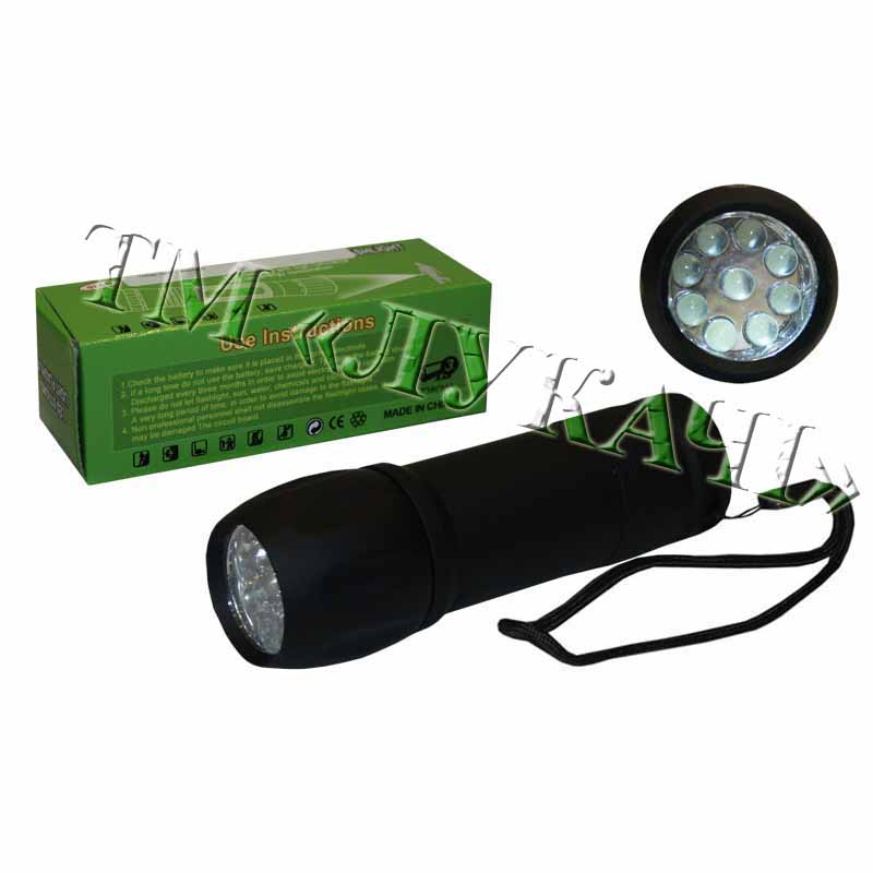 Фонар Bailong  LED Light BL-512-9